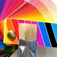 Welche Farbe eignet sich wofür beim Basteln?
