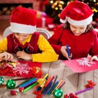 Weihnachtskarten basteln – Individuell und persönlich!