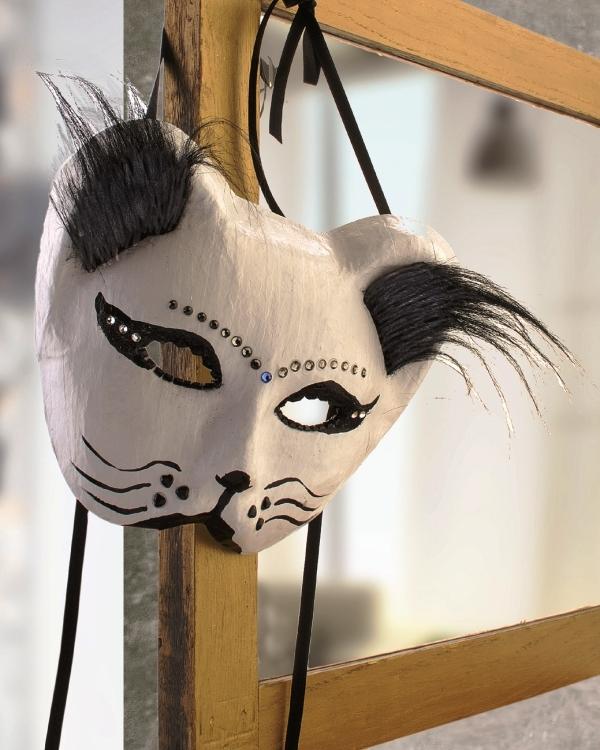 pappart masken zum selber basteln basteln bastelideen bastelvorlagen und bastelforum die. Black Bedroom Furniture Sets. Home Design Ideas